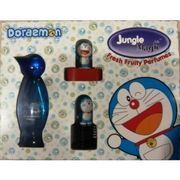Doraemon Jungle Magic Perfume Gift Set Toy Pencil Sharpner