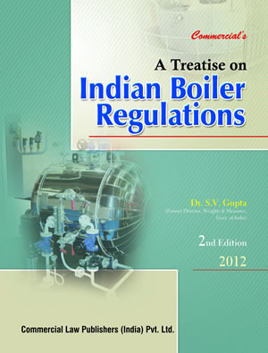Indian Boiler Regulation Book