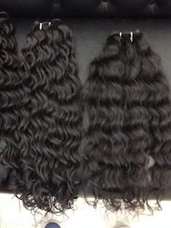 Remy Human Wavy Hair Weave