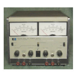 Dual DC Power Supply Calibration Services