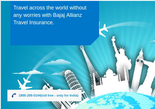 Travel Insurance, यात्रा बीमा, यात्रा बीमा in Pune, Bajaj ...