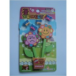 Sunflower Eraser
