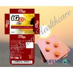Cholecalciferol Chewable Tablets