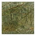 Polished Finish Imported Marble Rainforest Green Marble, Application Area: Flooring, Slab