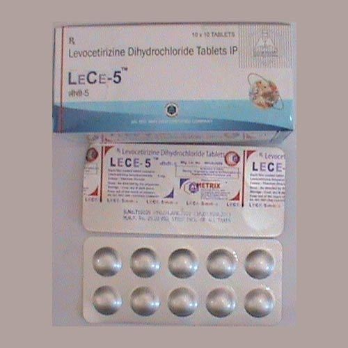 Levocetrizine 5 mg Tablets