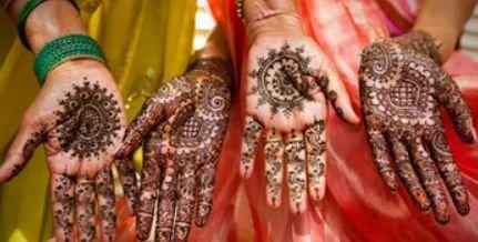 Anushka Mehndi Arts Service Provider Of Bridal Mehndi Design