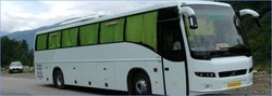 Volvo Bus Rental Hire in Cochin (Kochi)