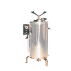 H.P Sterilizer With Jacket ( Double Walled) Vertical