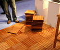 Patio Wood Tiles