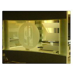 Frosted Vinyl Glass