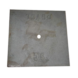 Cast Iron Earthing Plate