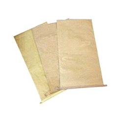 Kraft Lined Paper Bags