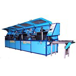 Round Bottle Silk Screen Printing Machines