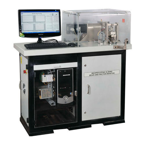 High Frequency Friction Test Rig