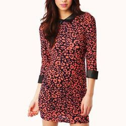 Cotton Round Neck Floral Party Wear Tunic
