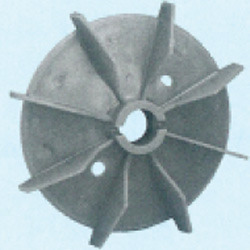 Plastic Fan Suitable For KH-90 Frame Size
