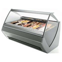 New Used Ice Cream Dipping Cabinet