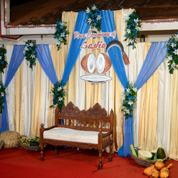 Wedding Cakes Church Decoration Service Provider From Mangalore