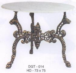 Antique Garden Tables