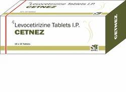 Levocetirizine  5 Mg Tab