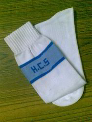 School Name Socks