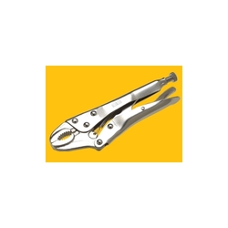 Locking Plier Chrome Plated