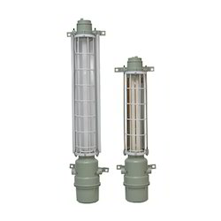 Flameproof LED Tube Light Fixture