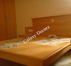 Plywood Cot Bed