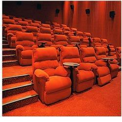 Elegant Home Theatre Seating