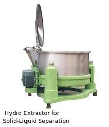 Hydro Extractor for Solid-Liquid Separation
