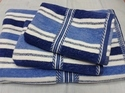 Cotton Bath And Hand Towels Set