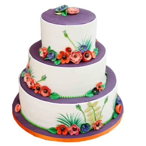 Super 3 Tier Cakes In Andheri Mumbai 7Th Heaven Funny Birthday Cards Online Overcheapnameinfo