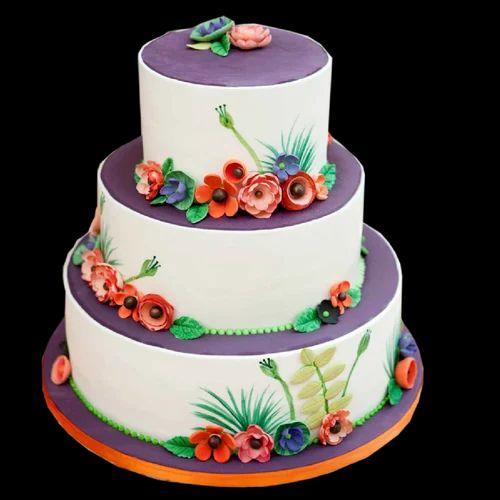 3 Tier Cakes Birthday Cake Andheri Mumbai 7th Heaven Desserts