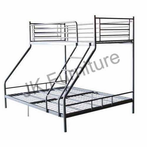 Silver Bunk Bed Rs 1800 Piece J K Furniture Id 2636370062