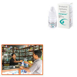 Eye Drops for Medical Store
