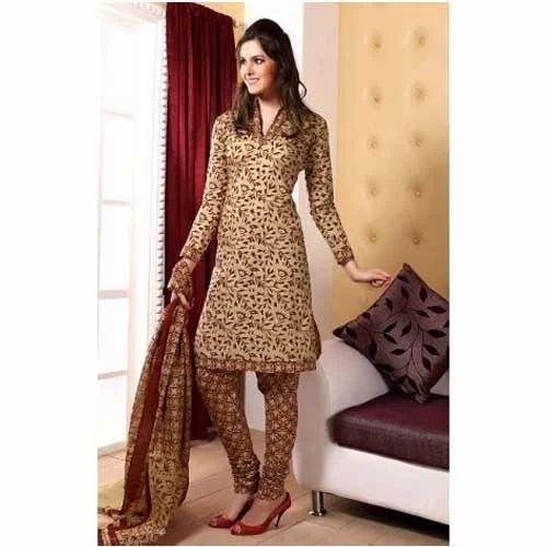4a4fce99d3 Pure Cotton Dress Material at Rs 500 /piece(s) | Cotton Dress ...