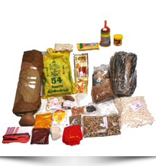 Malaysian Pooja Products - Decorative Pooja Items Exporter from Madurai