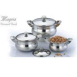 Magna Diamond Touch Stainless Steel Utensils Set
