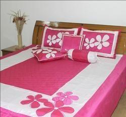 Designer Bedding Bed Sheets Manufacturer From Noida