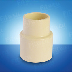 Fitwell CPVC Reducer Coupler, Gas and Plumbing Pipe