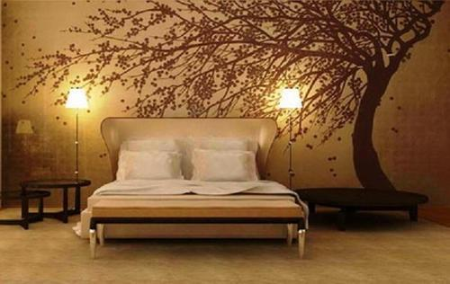Non Flammable Dustproof Wallpapers Interior Designer Gurgaon