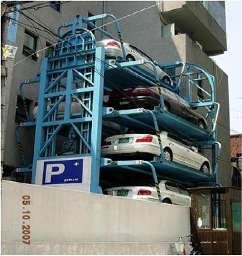 rotary car parking system pdf