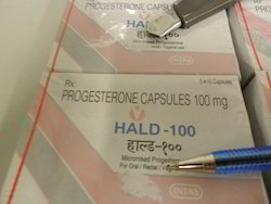 400 mg Micronised Progesteron, Packaging Size: Strip