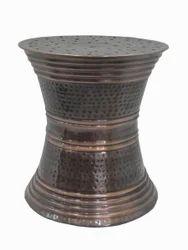 Metal Accent Stool म टल स ट ल ए ड ब च ध त क स ट ल और ब च In Buddhi Vihar Moradabad Exotic India Id 4914224691
