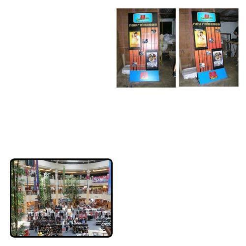 cd stand for mall retail display stands and fixtures vertex