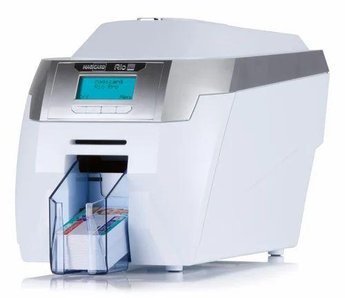Lcd Na Magicard Rio Pro Thermal ID Printer, Model Number: Rio Pro 360, 100