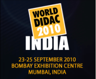 WORLD DIDAC INDIA 2010