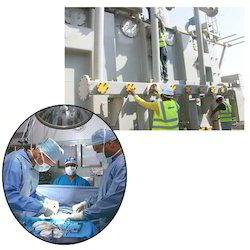 High Voltage Substation for Hospitals