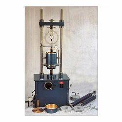 Laboratory California Bearing Ratio Test Apparatus