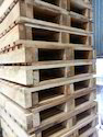 Two Way Pallets With Solid Runners